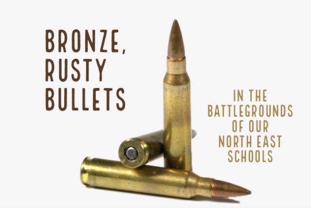 Rusty bullets
